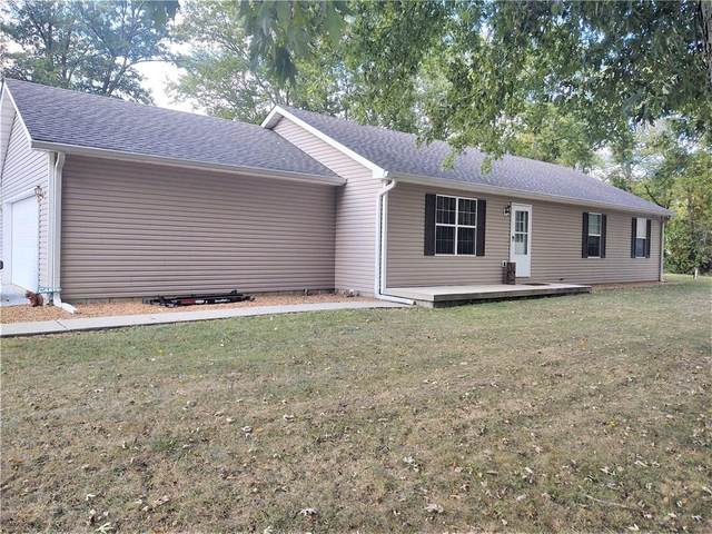 104 W County Road 500 S, Clayton, IN 46118 (MLS #21743110) :: Your Journey Team