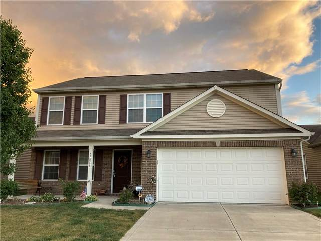 11811 Presidio Drive, Indianapolis, IN 46235 (MLS #21743131) :: Mike Price Realty Team - RE/MAX Centerstone