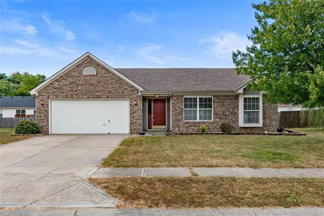 4004 Gray Arbor Drive, Indianapolis, IN 46237 (MLS #21743135) :: Mike Price Realty Team - RE/MAX Centerstone