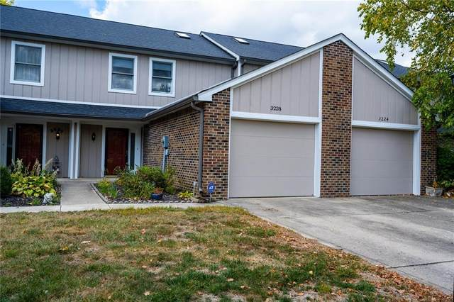 3228 Sandpiper S Drive, Indianapolis, IN 46268 (MLS #21743144) :: The Evelo Team