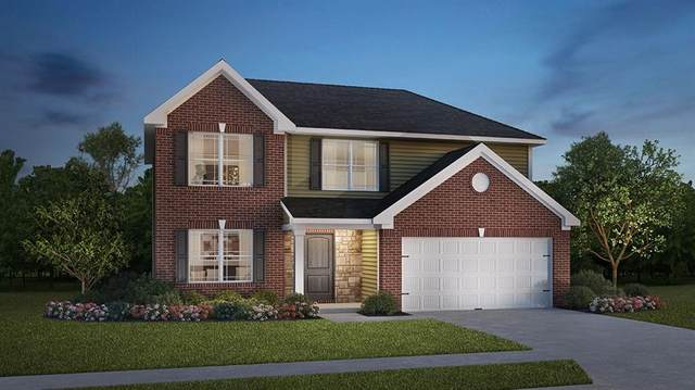 886 Carson Lane, Greenfield, IN 46140 (MLS #21743158) :: HergGroup Indianapolis