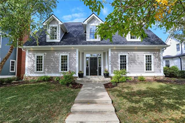 6732 Jons Station, Zionsville, IN 46077 (MLS #21743168) :: Realty ONE Group Dream