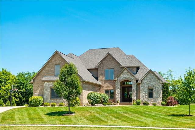 5895 Claybourne Drive, Bargersville, IN 46106 (MLS #21743179) :: Mike Price Realty Team - RE/MAX Centerstone