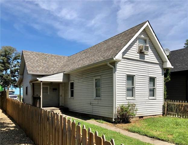 514 E Morris Street, Indianapolis, IN 46204 (MLS #21743182) :: HergGroup Indianapolis