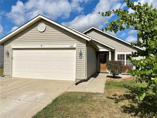 1020 Canary Creek Drive, Franklin, IN 46131 (MLS #21743187) :: Mike Price Realty Team - RE/MAX Centerstone
