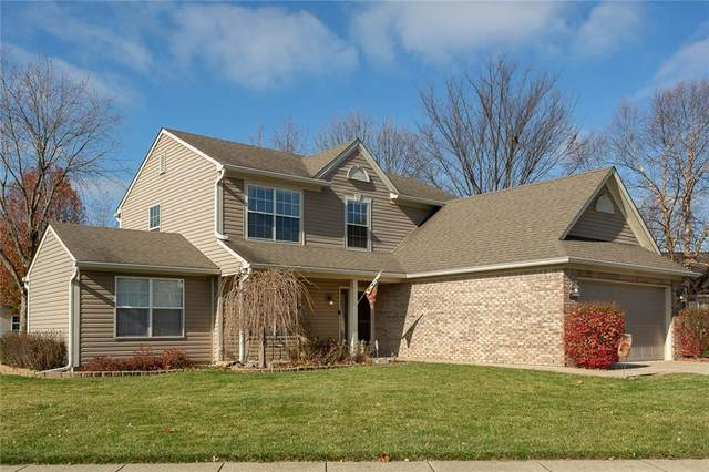 10508 Pineview Circle, Fishers, IN 46038 (MLS #21743209) :: The ORR Home Selling Team