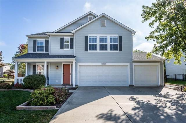 15208 Porchester Drive, Noblesville, IN 46062 (MLS #21743210) :: Mike Price Realty Team - RE/MAX Centerstone