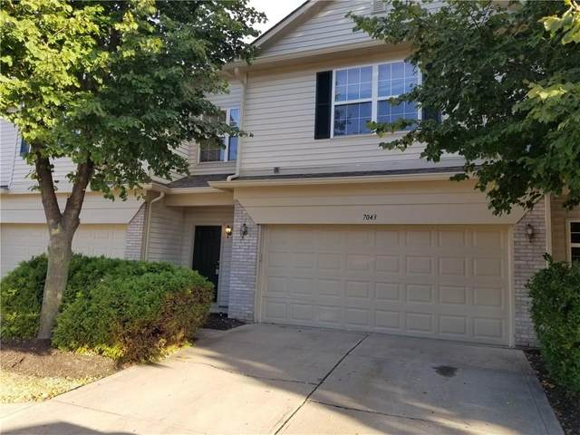 7043 Gavin Drive, Indianapolis, IN 46217 (MLS #21743215) :: HergGroup Indianapolis