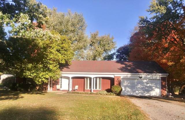 2904 N Patricia Lane, Marion, IN 46952 (MLS #21743251) :: Richwine Elite Group