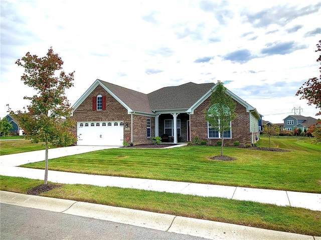 15062 Thoroughbred Drive, Fishers, IN 46040 (MLS #21743254) :: AR/haus Group Realty