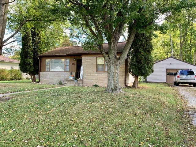 16 Park Forest Drive, Crawfordsville, IN 47933 (MLS #21743262) :: Anthony Robinson & AMR Real Estate Group LLC