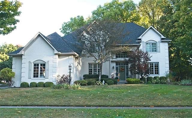 8717 Admirals Woods Circle, Indianapolis, IN 46236 (MLS #21743265) :: Richwine Elite Group