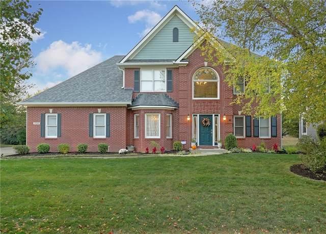 10796 Windermere Boulevard, Fishers, IN 46037 (MLS #21743269) :: Heard Real Estate Team | eXp Realty, LLC