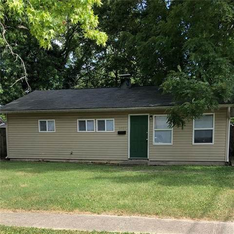 4027 Beauport Road, Indianapolis, IN 46222 (MLS #21743270) :: AR/haus Group Realty