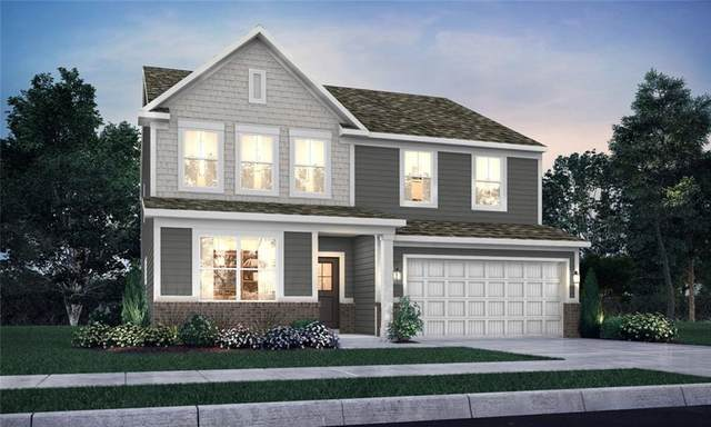 9510 Tobin Circle, Avon, IN 46123 (MLS #21743275) :: Heard Real Estate Team | eXp Realty, LLC