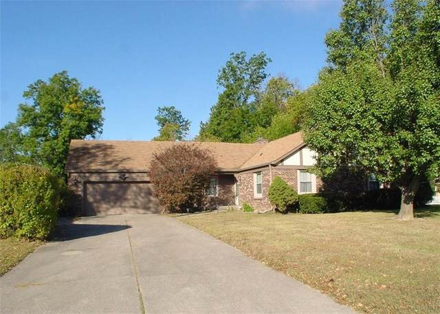 608 Hickory Court, Greenfield, IN 46140 (MLS #21743282) :: The ORR Home Selling Team