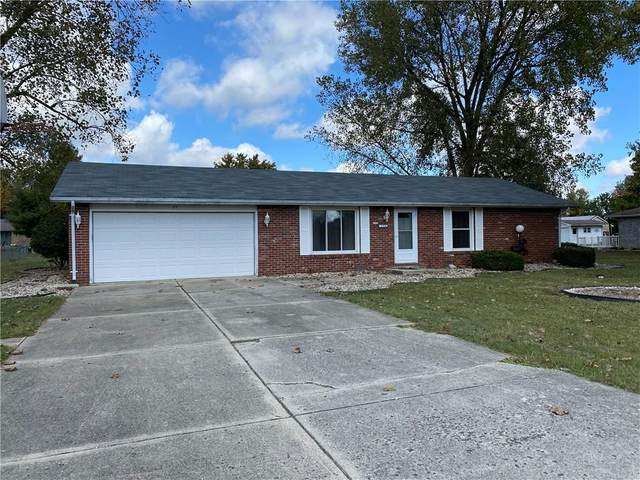 174 W Birch Lane, Alexandria, IN 46001 (MLS #21743296) :: Mike Price Realty Team - RE/MAX Centerstone