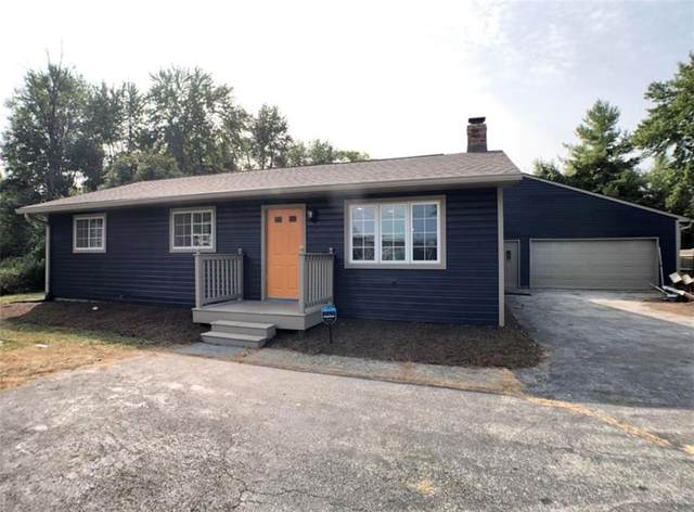 3801 W Smith Valley Road, Greenwood, IN 46142 (MLS #21743298) :: Richwine Elite Group