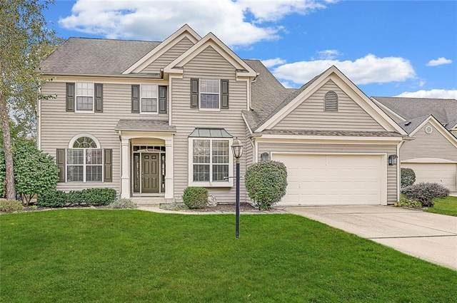 10646 Blackthorn Court, Fishers, IN 46038 (MLS #21743306) :: Mike Price Realty Team - RE/MAX Centerstone