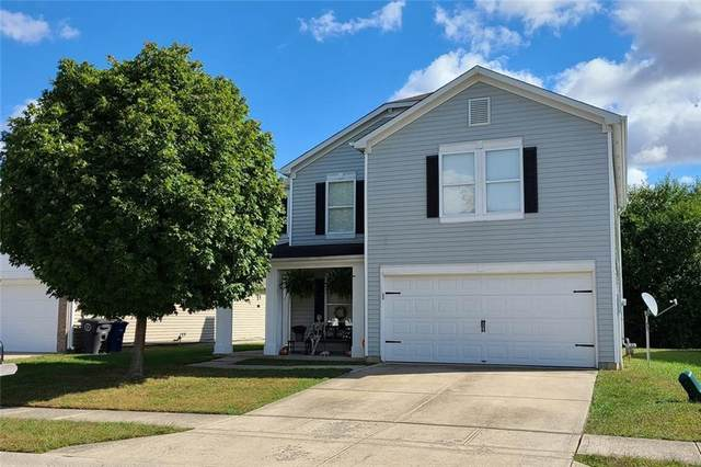 948 Belvedere Drive, Shelbyville, IN 46176 (MLS #21743309) :: AR/haus Group Realty