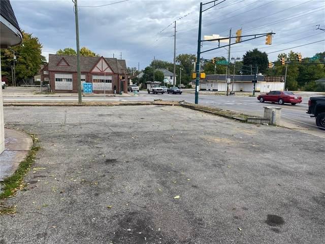 264 N Rural Street, Indianapolis, IN 46201 (MLS #21743319) :: David Brenton's Team