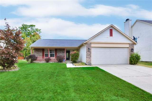 6913 Long Run Drive, Indianapolis, IN 46268 (MLS #21743322) :: Mike Price Realty Team - RE/MAX Centerstone
