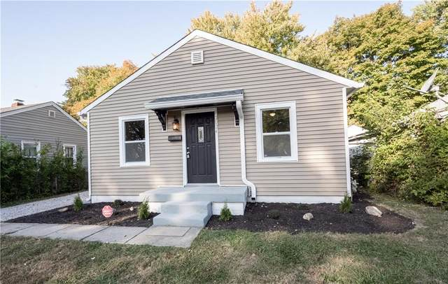 2024 N Dequincy Street, Indianapolis, IN 46218 (MLS #21743337) :: The Evelo Team