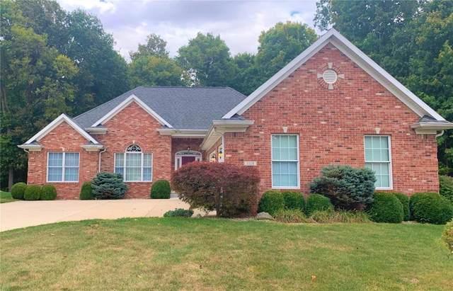 1110 Winterberry Drive, Crawfordsville, IN 47933 (MLS #21743343) :: Heard Real Estate Team | eXp Realty, LLC