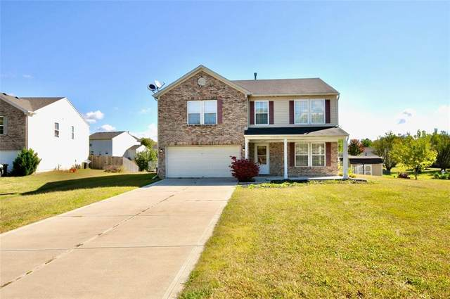 719 Edgewood Court, Danville, IN 46122 (MLS #21743346) :: Anthony Robinson & AMR Real Estate Group LLC