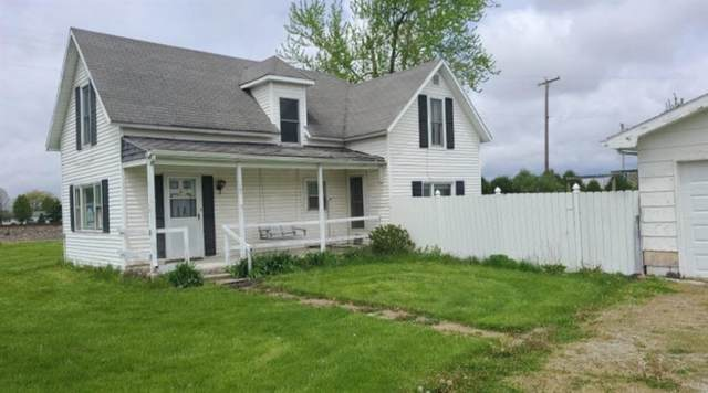 187 W Main Street, Poneto, IN 46781 (MLS #21743355) :: Anthony Robinson & AMR Real Estate Group LLC