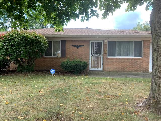 3001 Cameron Street, Indianapolis, IN 46203 (MLS #21743356) :: Anthony Robinson & AMR Real Estate Group LLC