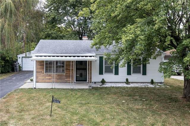 3447 N Taft Avenue, Indianapolis, IN 46222 (MLS #21743386) :: AR/haus Group Realty