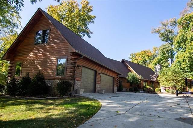 90 Jefferson Valley, Coatesville, IN 46121 (MLS #21743392) :: Heard Real Estate Team | eXp Realty, LLC