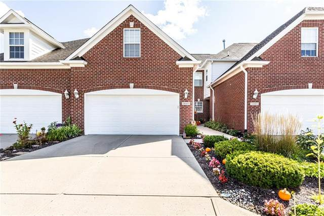 16323 Meadowlands Court, Westfield, IN 46074 (MLS #21743395) :: Mike Price Realty Team - RE/MAX Centerstone