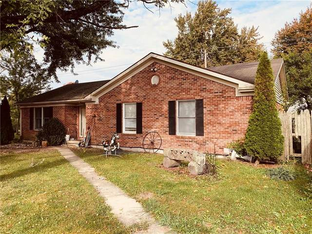 200 E Midway Street, Colfax, IN 46035 (MLS #21743397) :: The ORR Home Selling Team