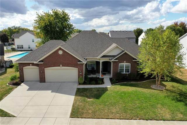 8414 Alcona Drive, Indianapolis, IN 46237 (MLS #21743399) :: Anthony Robinson & AMR Real Estate Group LLC