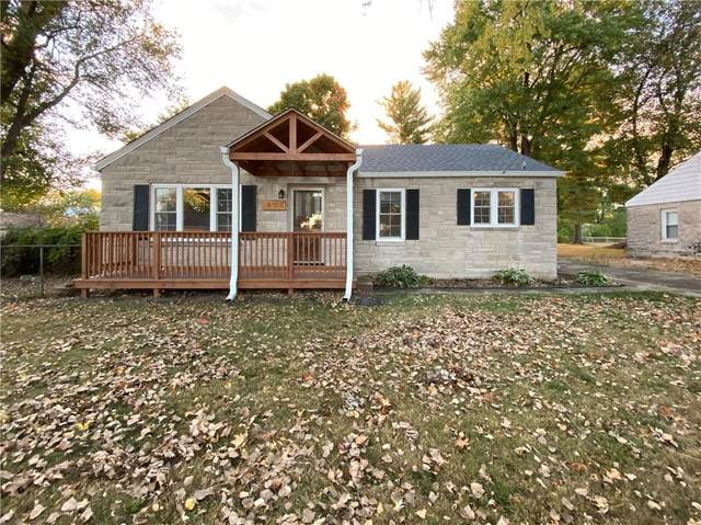 408 Duffey Street, Plainfield, IN 46168 (MLS #21743404) :: Mike Price Realty Team - RE/MAX Centerstone