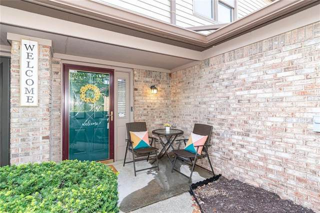9118 Backwater Drive, Indianapolis, IN 46250 (MLS #21743410) :: Mike Price Realty Team - RE/MAX Centerstone