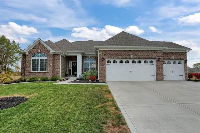 10259 Blue Ribbon Boulevard, Fishers, IN 46040 (MLS #21743415) :: Mike Price Realty Team - RE/MAX Centerstone