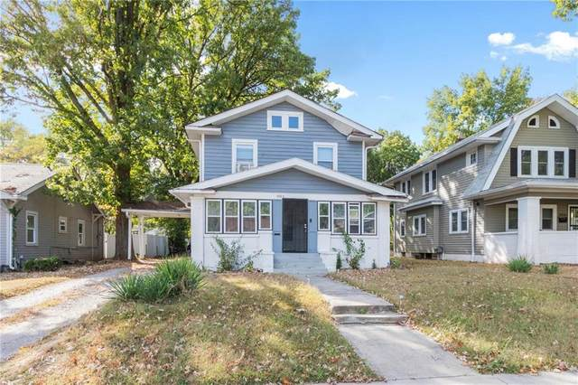 3920 Winthrop Avenue, Indianapolis, IN 46205 (MLS #21743418) :: The Evelo Team