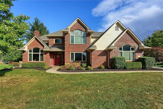 475 Austin Lane, Greenwood, IN 46142 (MLS #21743428) :: Mike Price Realty Team - RE/MAX Centerstone
