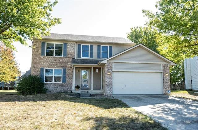 13873 Carolina Court, Fishers, IN 46038 (MLS #21743432) :: The ORR Home Selling Team
