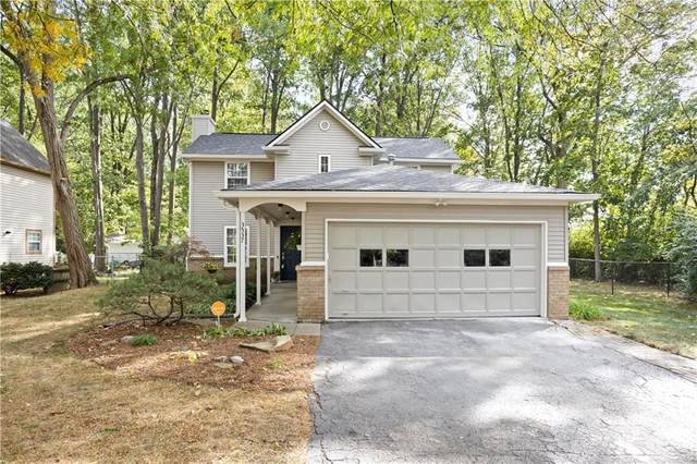 3537 W 48th Street, Indianapolis, IN 46228 (MLS #21743451) :: Richwine Elite Group