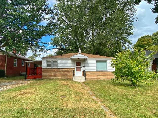 4104 Brookville Road, Indianapolis, IN 46201 (MLS #21743456) :: Mike Price Realty Team - RE/MAX Centerstone