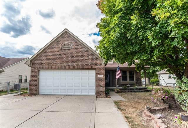 508 Glastonberry Lane, Mooresville, IN 46158 (MLS #21743461) :: Mike Price Realty Team - RE/MAX Centerstone