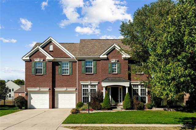 312 Entrance Hall View, Greenwood, IN 46142 (MLS #21743466) :: The ORR Home Selling Team