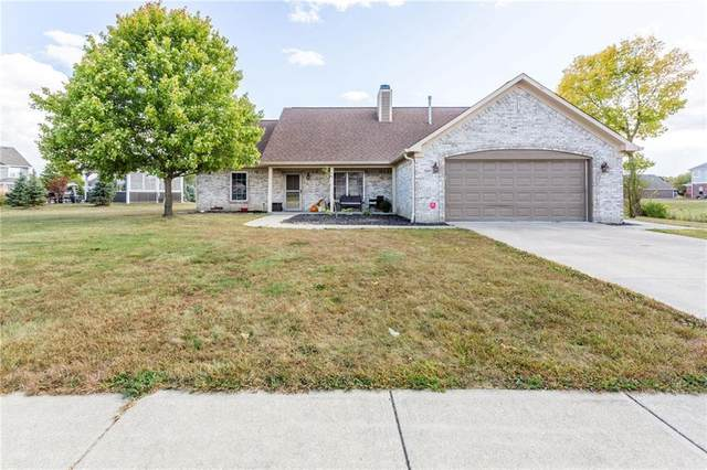 1555 N Manchester Drive, Greenfield, IN 46140 (MLS #21743472) :: Richwine Elite Group