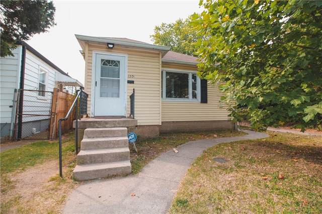 1301 E Southern Avenue, Indianapolis, IN 46203 (MLS #21743478) :: AR/haus Group Realty