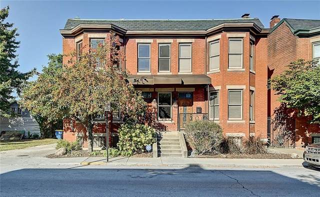 1014 N Alabama Street, Indianapolis, IN 46202 (MLS #21743498) :: The Evelo Team