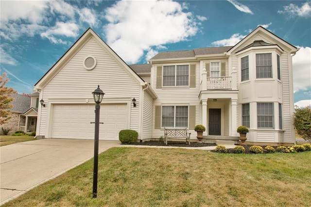 11778 Ledgerock Court, Fishers, IN 46037 (MLS #21743511) :: Mike Price Realty Team - RE/MAX Centerstone